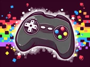 gaming in color logo 2
