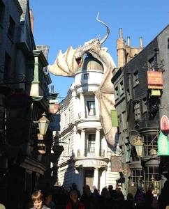 Harry Potter and the Escape from Gringotts