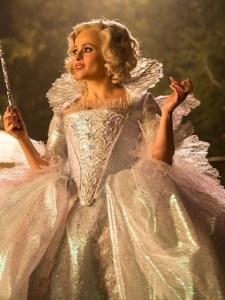 Cinderella 2015 Fairy God Mother