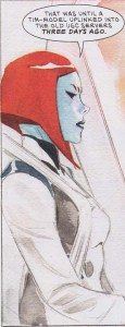 Descender issue 1 March 2015 Captain Telsa