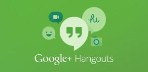 google hangout podcast episode
