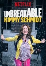 Unbreakable Kimmy Schmidt netflix poster