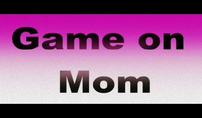 game on mom column series logo