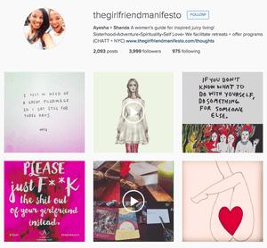 thegirlfriendmanifesto instagram