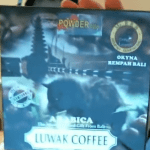 Kopi luwak civet poo coffee