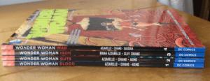 Trade paperbacks, Wonder Woman: The New 52