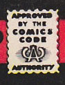 Seal of the Comics Code Authority