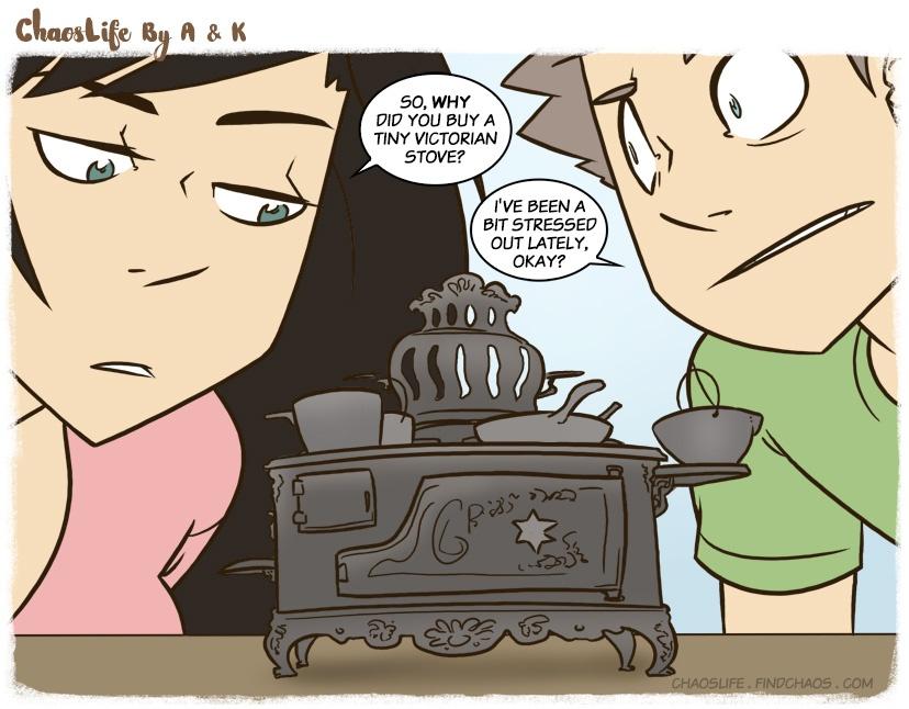 Soul in the Manuscript: Webcomics You Should Read • The Geek