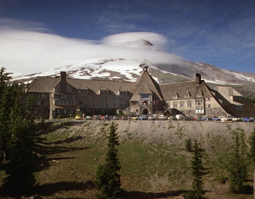 The Shining Overlook Hotel