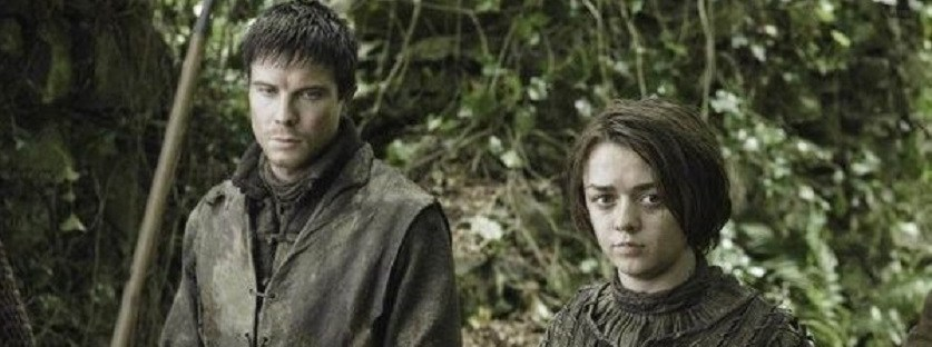 game of thrones arya stark gendry
