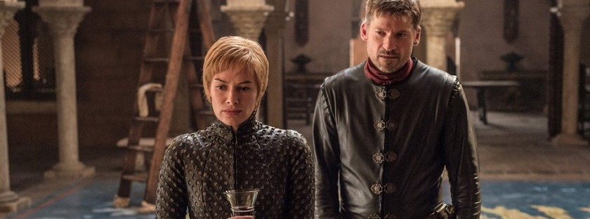 game of thrones jaime lannister cersei lannister
