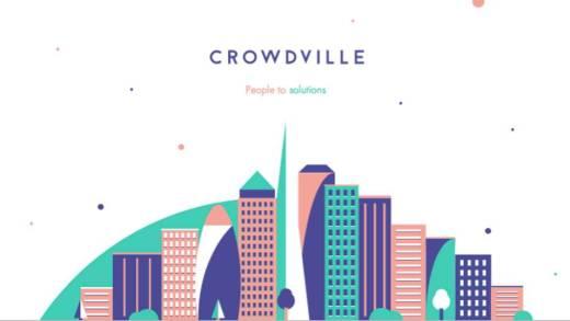 Crowdville, la community dove utenti e aziende partecipano assieme