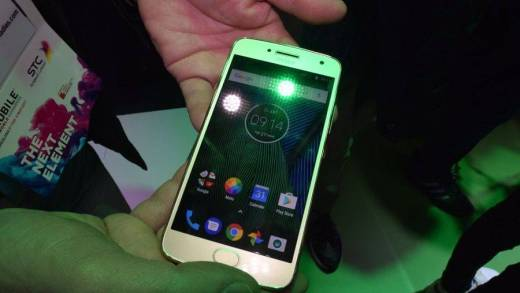 Lenovo Moto G5/Moto G5 Plus video anteprima #MWC2017