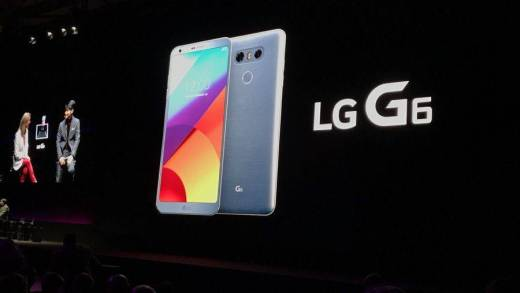 LG G6 video anteprima #MWC2017 Barcellona