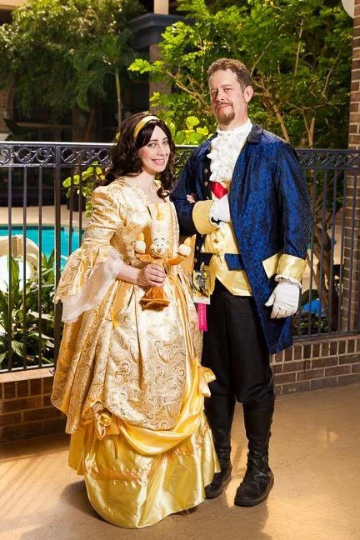 18th-century Beauty and the Beast