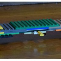 Lego Challenge Tuesday - Build a Bridge