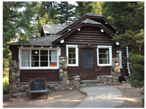 Johnny Sack Cabin