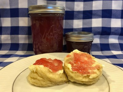 Read more about the article Pomegranate Jelly