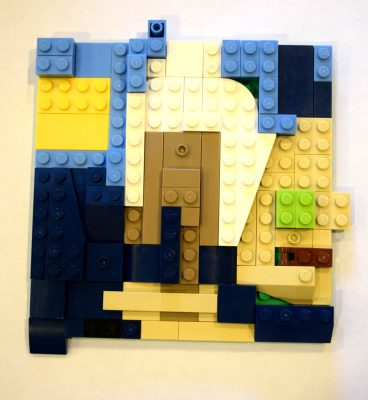 Read more about the article LEGO Challenge: Build a Baseplate Collage