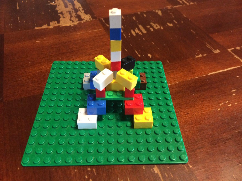 Lego Challenge: Eiffel Tower