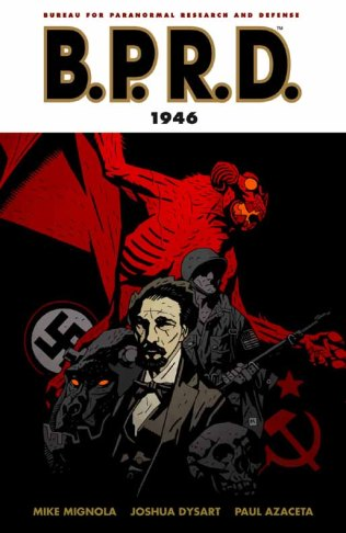 BPRD 1946 cover