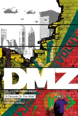DMZ Collective Punishment #4 cover