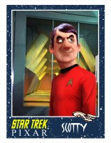 Pixar Star Trek Scotty