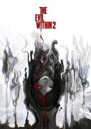 The Evil Within 2 poster by Antony Galatis