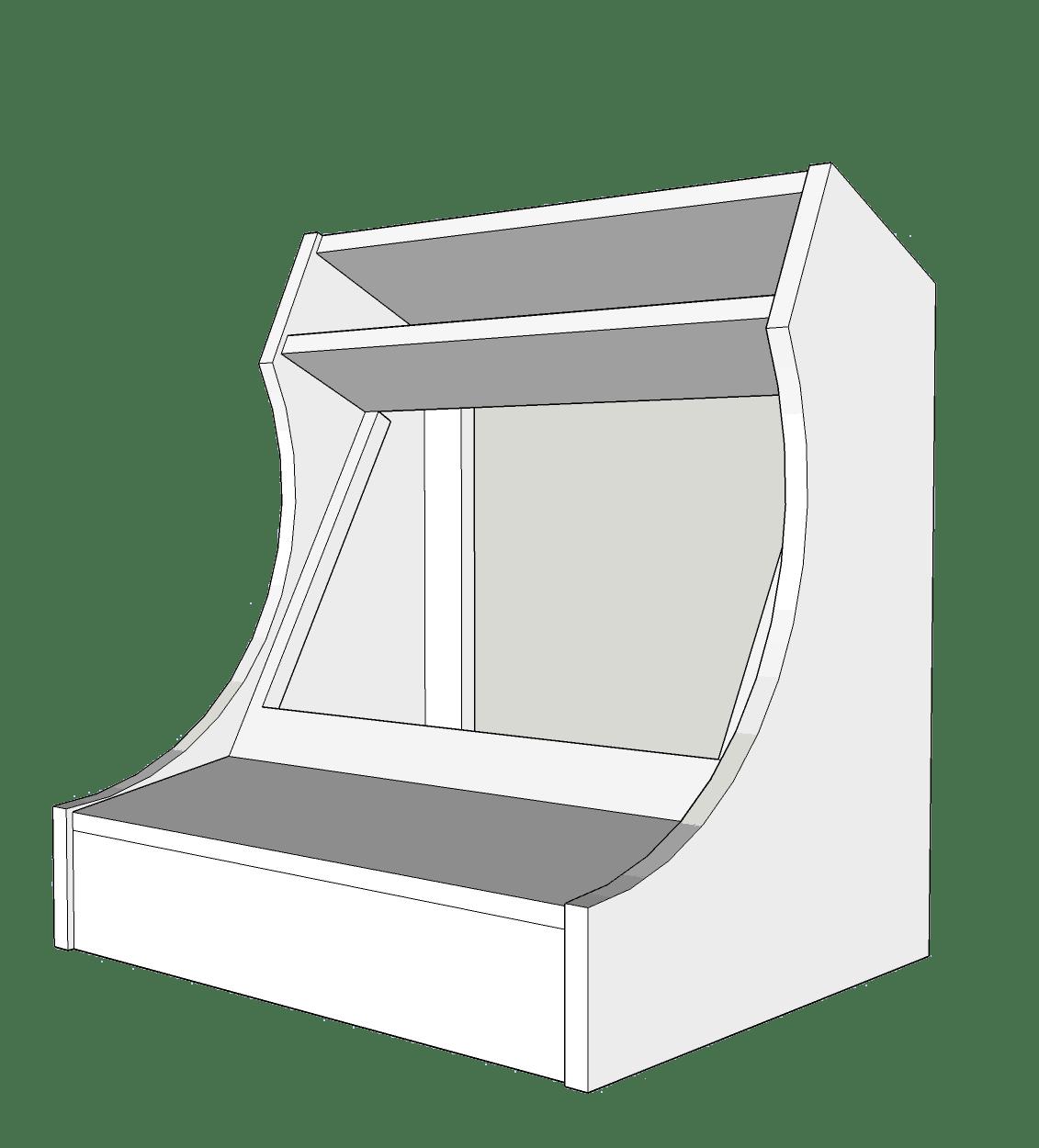 Arcade Cabinet Pdf Decoration Ideas