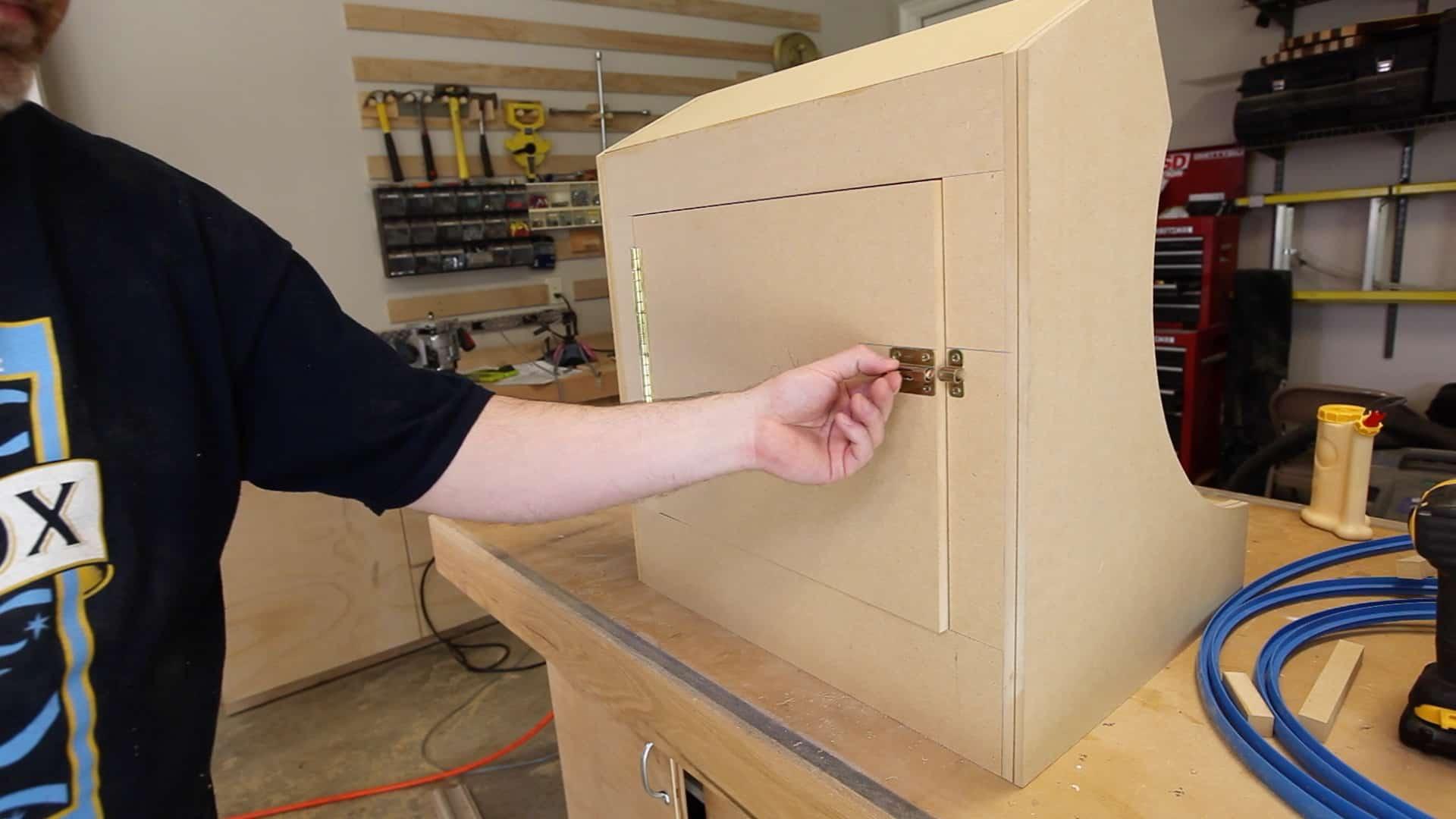 Etonnant RetroPie Bartop Arcade Cabinet 0031