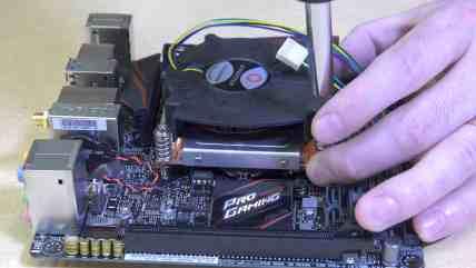 Building a 1U Server 0006