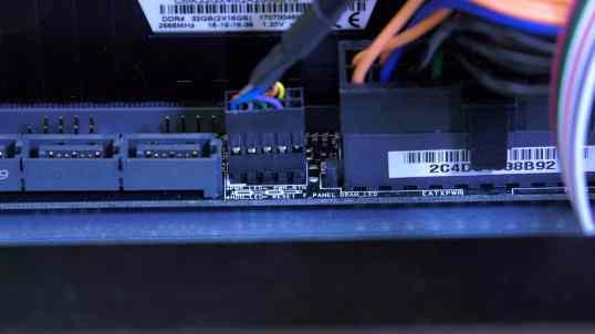 Building a 1U Server 0023