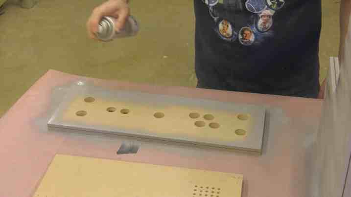 Pacade RetroPie Bartop Arcade Cabinet Build - 0026
