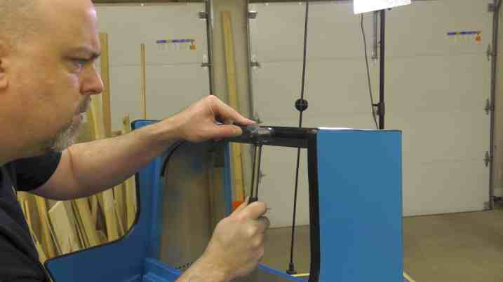 Pacade RetroPie Bartop Arcade Cabinet Build - 0032