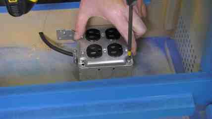 Pacade RetroPie Bartop Arcade Cabinet Build - 0035