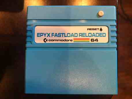 EPYX Fastload Reloaded