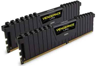 Gaming PC Build 0006 - Corsair Vengeance LPX DDR4