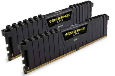Gaming PC Build 0006 - Corsair Vengeance LPX DDR4