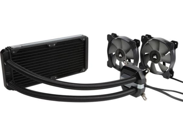 Gaming PC Build 0008 - Corsair H100i V2