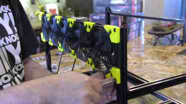 Building a Mining Rig 0006 - Minercase V3