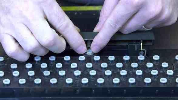 Repairing the Commodore PET 0015 - Space Bar Repair