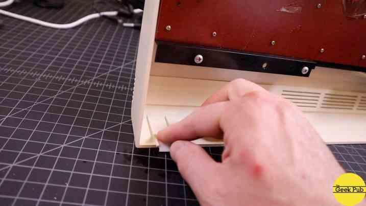 Commodore VIC-20 Clip Repair