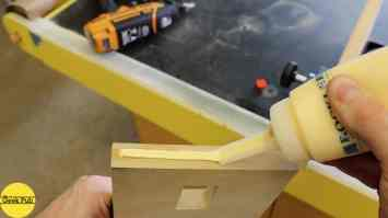 gluing the sections