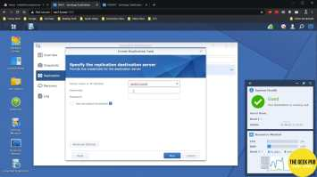Synology Create A Replication Set