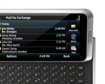 Nokia E7 Mobile Office