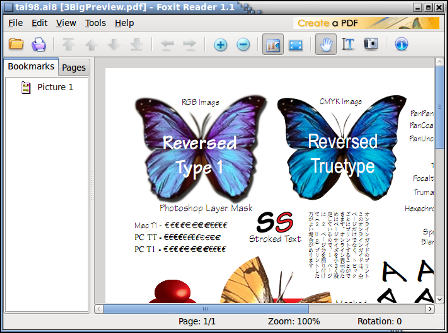 pdf reader for linux