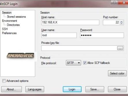 install Deb files on iPhone/iPod/iPad