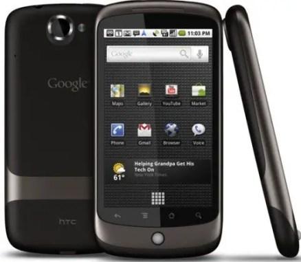 Nexus One 2.3.4