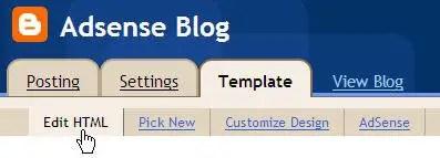 blogger adsense code