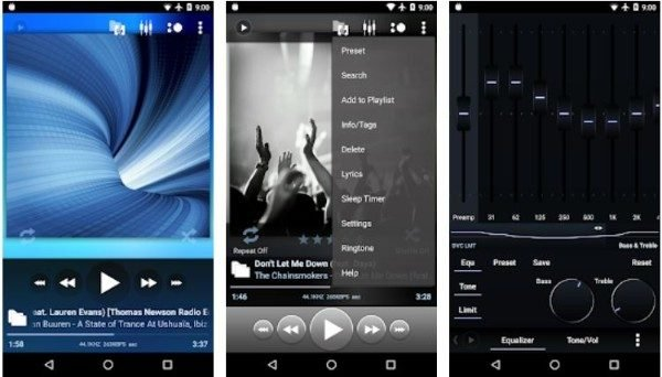 PowerAmp for Android
